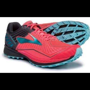 Mazama Trail Running PINK/BLUE/GRAY SZ 9